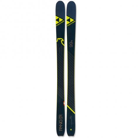 Fischer Ranger 99 Ti Ski + Alpine Binding Packs