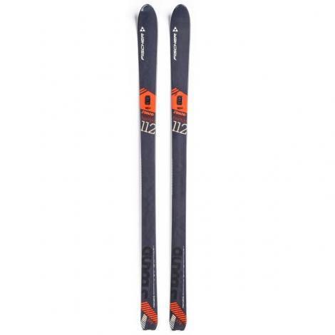 Fischer S-Bound 112 Crown/Skin Ski