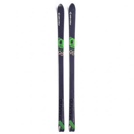 Fischer S-Bound 98 Crown/Skin Ski