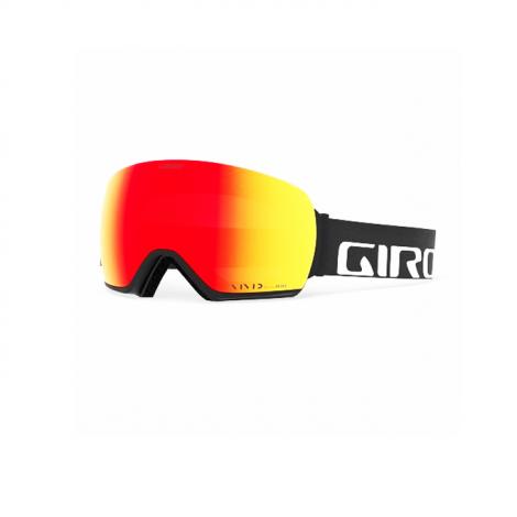 Giro Article Masques de ski - Black Woodmark/Royal + Infrared