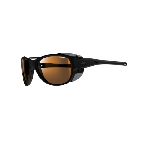 Julbo Explorer 2.0 - Reactiv High Mountain 2-4 - Negro Mate/Negro