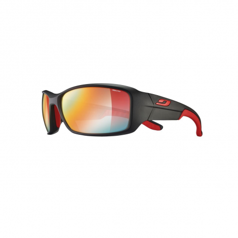 Julbo Run - Reactiv Performance 1-3 - Nero/Rosso