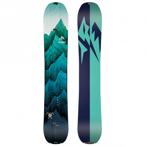 Jones Solution Splitboard Mujer + Fijaciónes