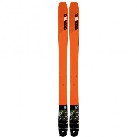 K2 Mindbender 116C Sci + attacchi sci alpino