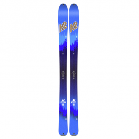 K2 Talkback 88 ECore Ski + AT Binding Packages