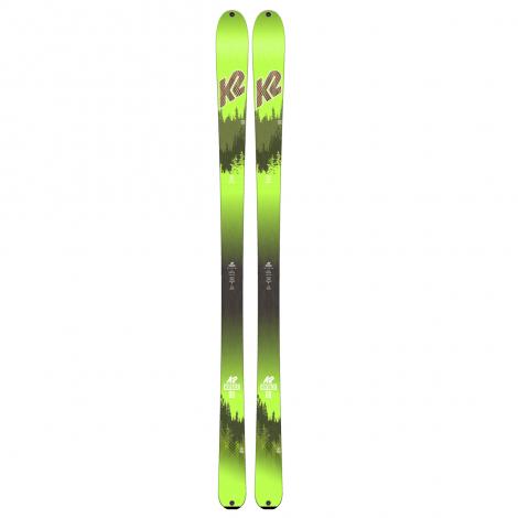 K2 Wayback 88 ECore Ski + Fixations Rando