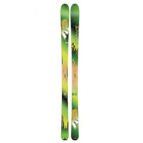 K2 Wayback 88 ECore Ski