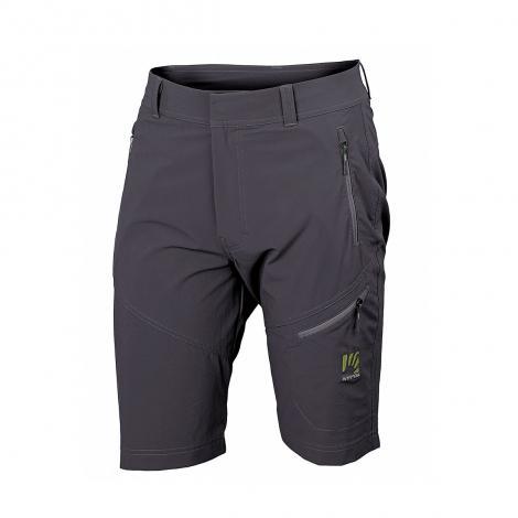 Pantalón Karpos Scalon Bermuda - Gris Oscuro