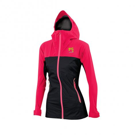 Karpos Vetta Evo Women Jacket - Raspberry/Black