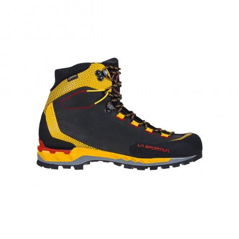 La Sportiva Trango Tech Leather - Black/Yellow