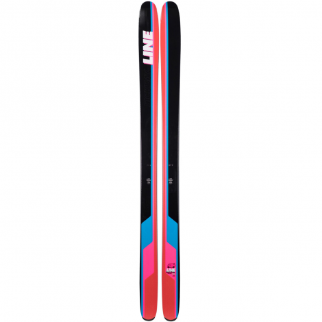 Line Sick Day 114 Ski 2019 Alpine Touring Ski & Binding Package