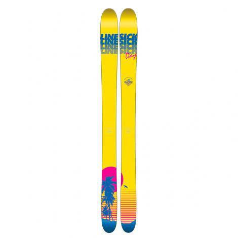 Line Sick Day 110 Ski