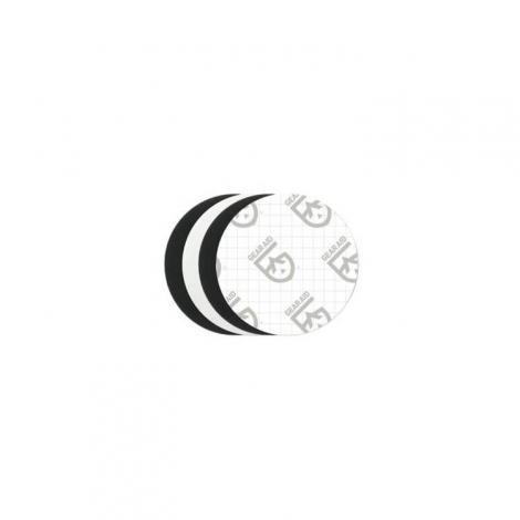 McNett Tenacious Tape Patch Ronds 2 PVC Clear + 2 Nylon Black