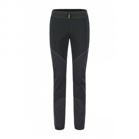 Pantaloni donna Montura Evoque -5 cm - Nero