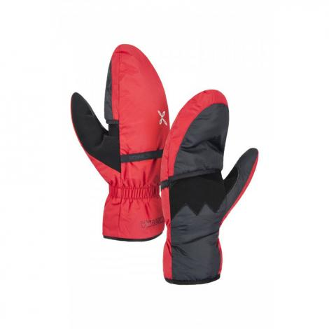 Montura Finger-out Mitten - Rosso