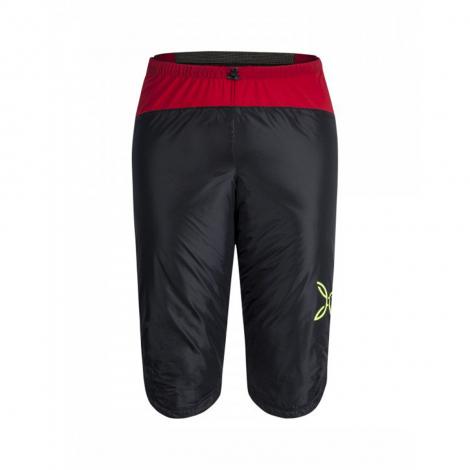 Pantaloncini Montura Ski Race 2 - Nero/Rosso