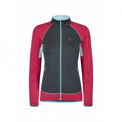 Montura Thermal Color Maglia Woman - Piombo/Rosa Sugar
