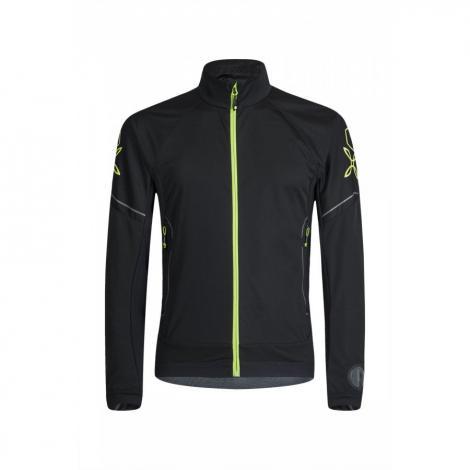 Montura Wind Space Jacket - Black/Acid Green