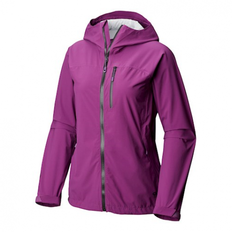 Mountain Hardwear Stretch Ozonic 2.0 Jacket Women - Cosmos Purple