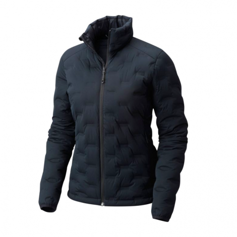 Mountain Hardwear StretchDown DS Jacket Women- Dark Zinc