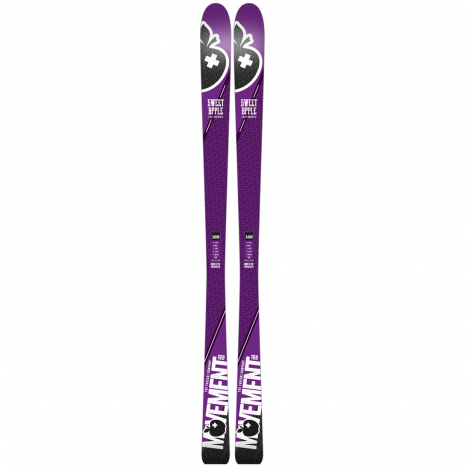 Movement Sweet Apple Ski + AT Binding Packages