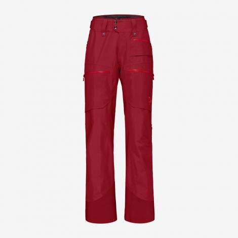 Pantalón Mujer Norrona Lofoten Gore-Tex Insulated - Rhubarb