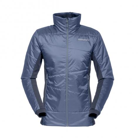 Norrona falketind PrimaLoft60 Jacket Women - Bedrock