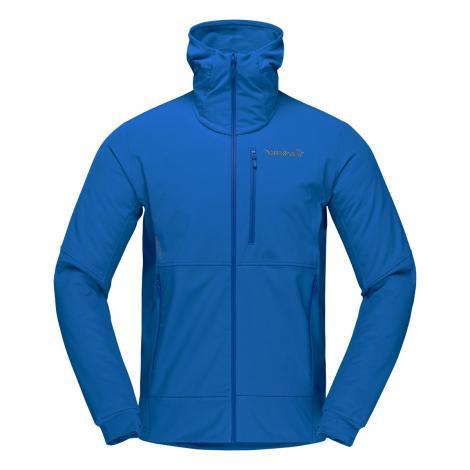 Norrona Lofoten Hiloflex200 Hood - Olympian Blue