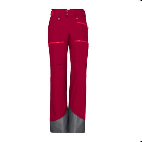 Norrona Lofoten Gore-Tex Insulated Women Pant - Rhubarb