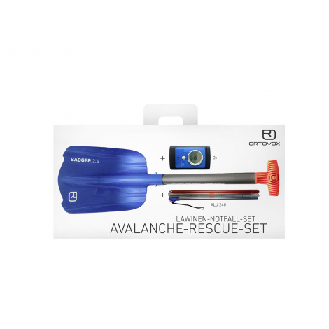 Ortovox Avalanche Set 3+ Avalanche Transceiver