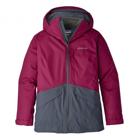 Patagonia Insulated Snowbelle Women Jacket - Magenta