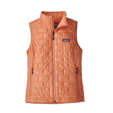 Patagonia Nano Puff Vest Women - Peach Sherbet Orange