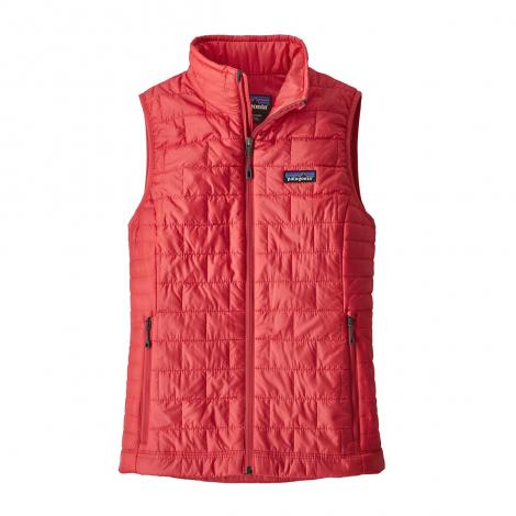 Patagonia Nano Puff Vest Women - Tomato Red