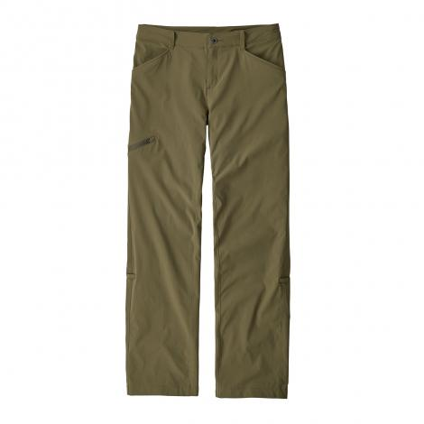 Pantaloni donna Patagonia Quandary Reg - Fatigue Green