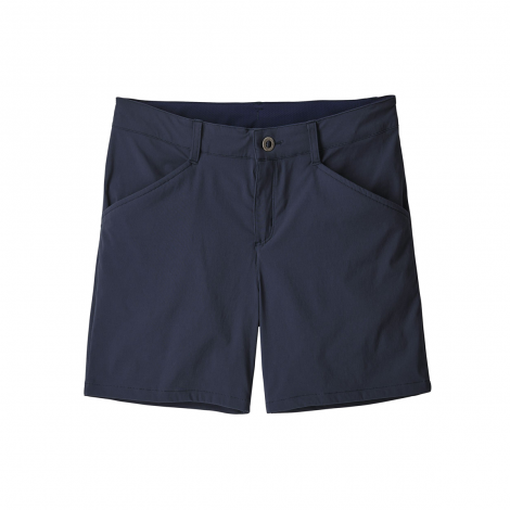 Patagonia Quandary Shorts Donna - Neo Navy