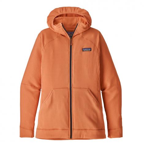 Polaire Femme Patagonia R1 - Orange