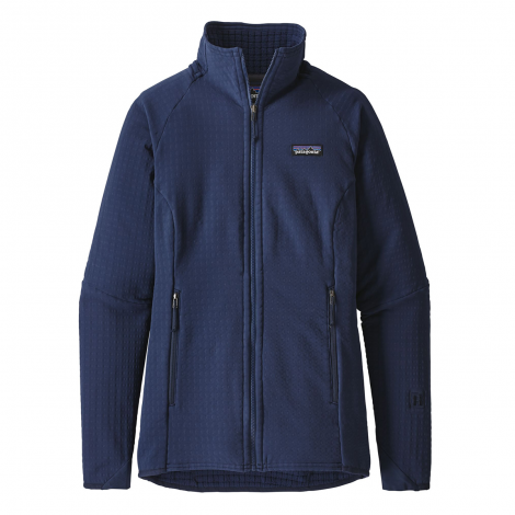 Patagonia R2 TechFace Jacket Women - Classic Navy Blue