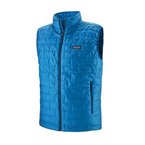Gilet Patagonia Nano Puff - Andes Blue w/Andes Blue