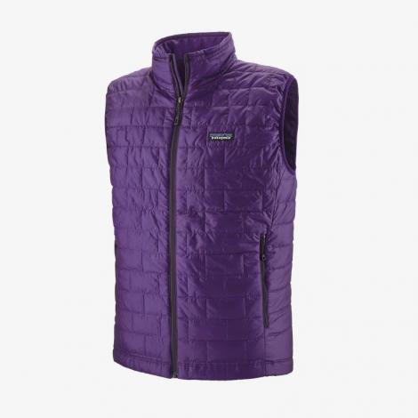 Patagonia Nano Puff Vest - Purple
