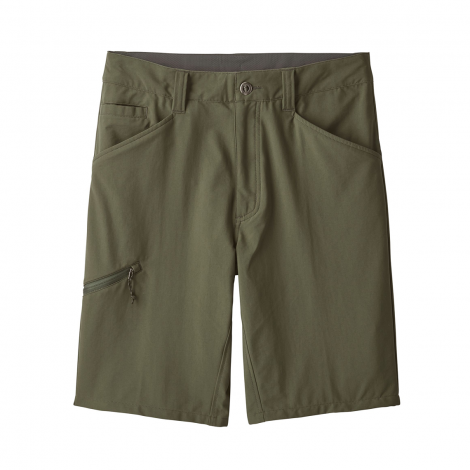 Patagonia Quandary Shorts 10 in - Industrial Green
