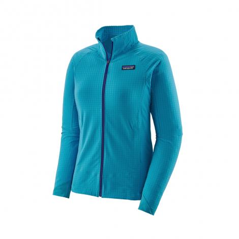 Patagonia R1 TechFace Women's Jacket - Curacao Blue