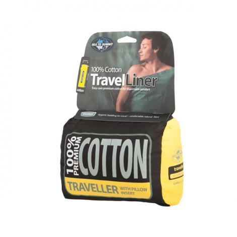 Sea to Summit 100% Cotton Traveller Liner