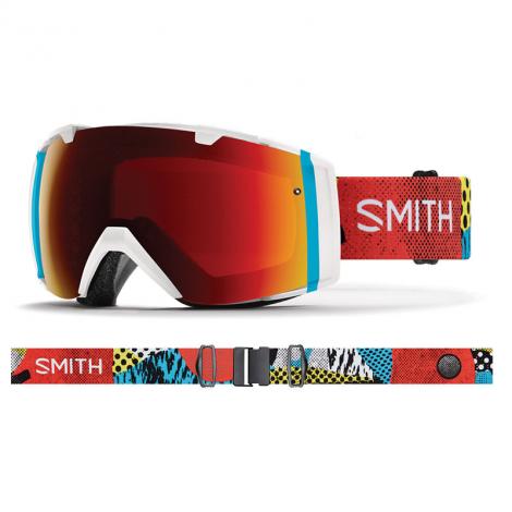 Smith I/O - ChromaPop Sun Red Mirror/Angel Collinson