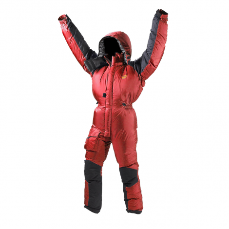 Mono Valandre Combi - Rojo