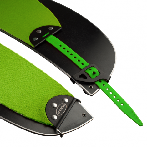 Voile Hyper Glide Splitboard Skins With Tail Clips