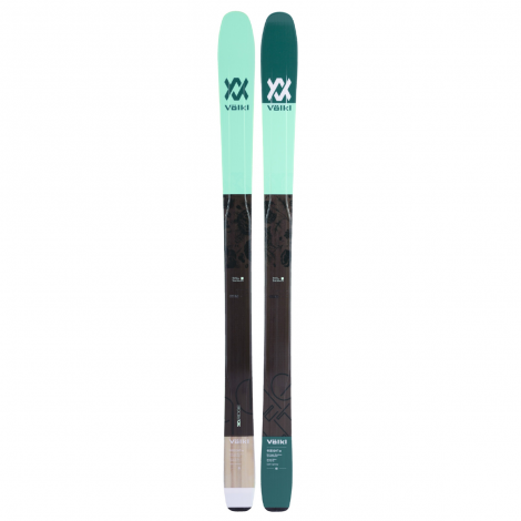 Volkl 90Eight W Ski + AT Binding Packages