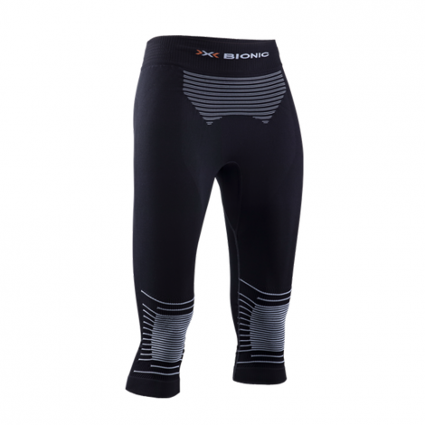 Pantalón Mujer X-Bionic X-B Energizer 4.0 3/4 - Opal Black