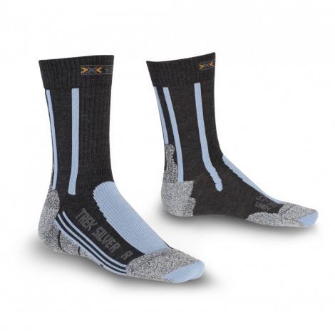X-Socks Trekking Silver Donna