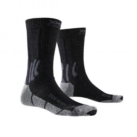 X-Socks Trek Silver - Nero/Grigio