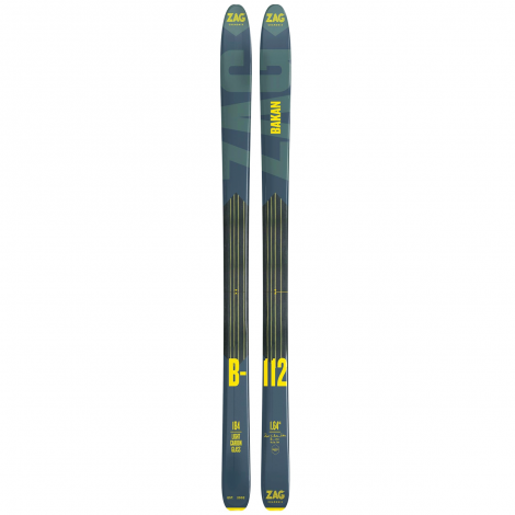 Zag Bakan Ski 2019 Alpine Touring Ski & Binding Package